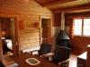 Unsre bescheidene Hütte im Vesterland Resort