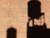 Wassertürme im Financial District