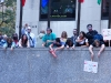 Zombies am Rockefeller Plaza