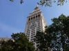 Met Life Tower am Madison Square Park