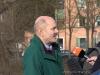 Der Oberbürgermeister beim ZDF Interview
