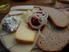 Käseteller auf der Musauer Alm