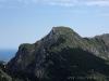 Blick vom Gipfel des Schartschrofen auf die Große Schlicke