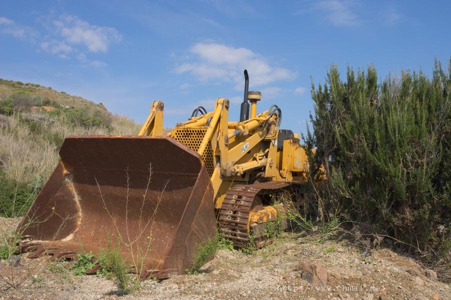 Baumaschinenausstellung Lipari 2011