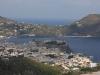 Blick von Südwesten auf das Zentrum von Lipari