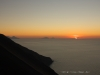 Sonnenuntergang auf Stromboli