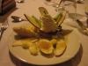 Ananascreme mit frischem Obst im Essence Arenal