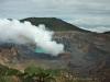 Krater des Vulkans Poás