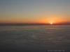 Sonnenuntergang and der Sciara del Fuoco