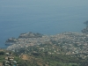 Lipari Stadt vom Monte Sant'Angelo