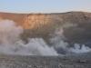 Dampfende Fumarolen am Vulcano