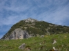 Das Ziel der Wanderung: Der Roßstein