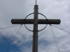 Gipfelkreuz am Roßkopf