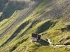 Die neue Regensburger Hütte von oben