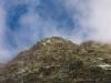 Kreuzspitze mit Gipfelkreuz