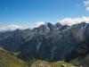 Östliche Talseite mit dem Habicht (3277 Meter)
