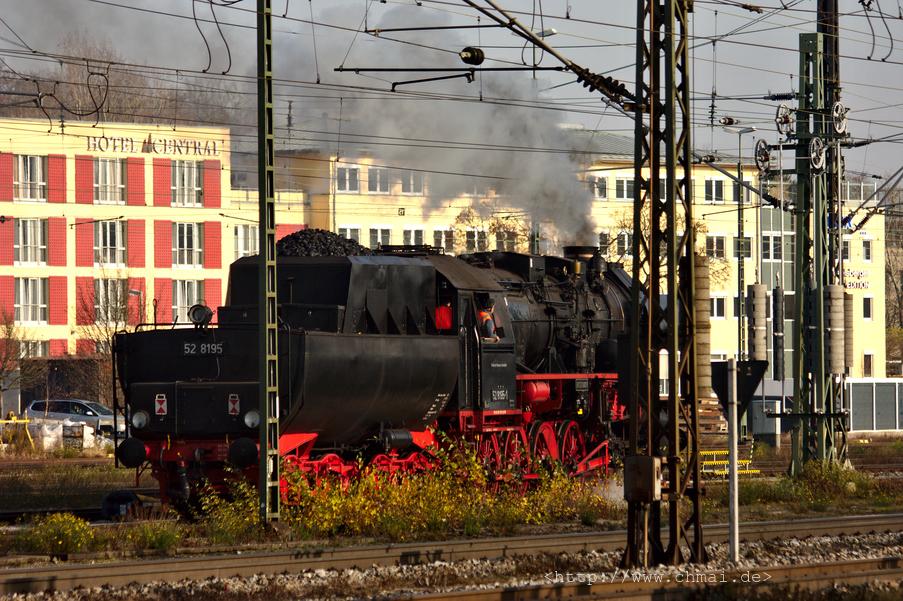 20151205_Dampflok_52_8195_1_Regensburg_011