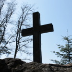Das Kreuz auf dem Gunther-Stein