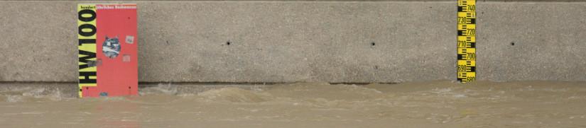 Jahrhunderthochwasser in Regensburg 2013