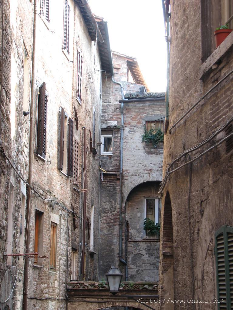 Perugia, Altstadt